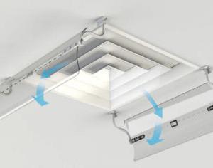 موزع هواء مكيفالكاسيت - متجر البيت