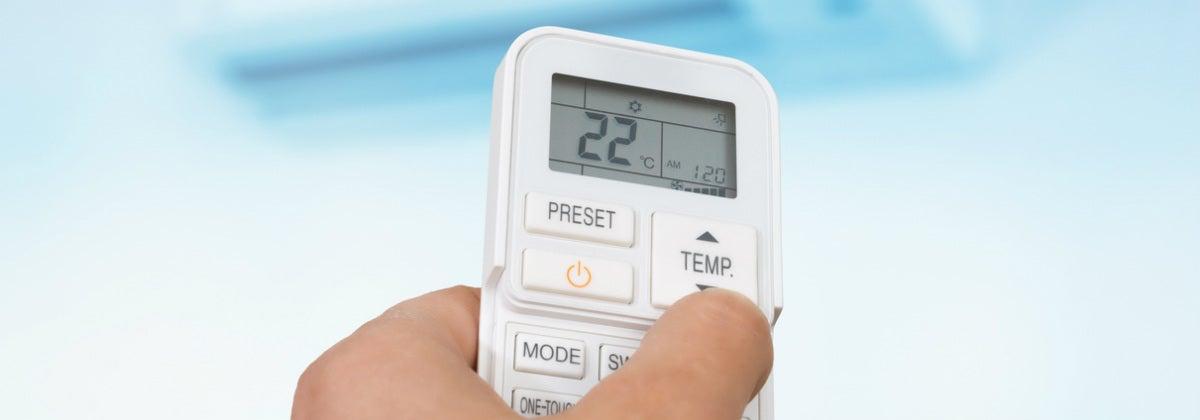 انسب درجة حرارة المكيف – ما هي درجو حرارة  المكيف المناسبة في فصل الشتاء ، فصل الصف ؟