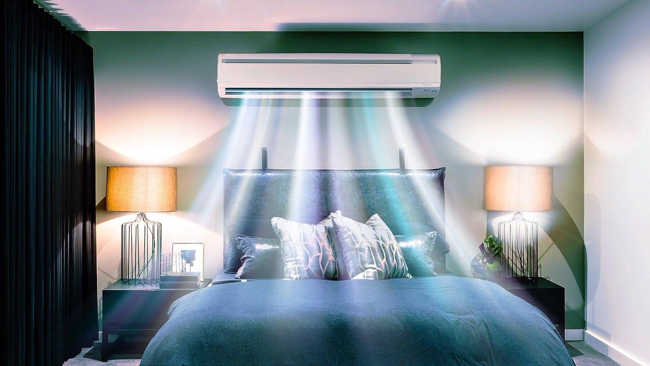 أضرار تشغيل المكيف أثناء النوم